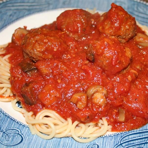 Receita de Molho de Espaguete estilo restaurante