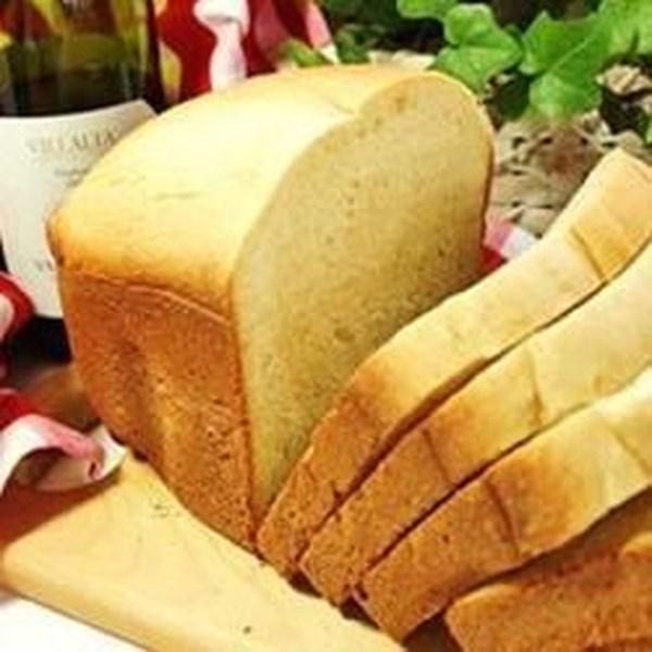 Receita de Pão de Trigo de Leite Com Manteiga