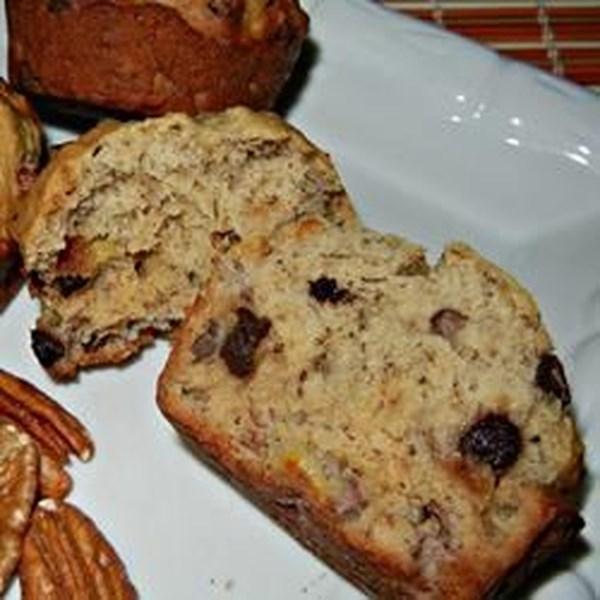 Receita de Muffins de Chocolate de Banana Mais Solicitados