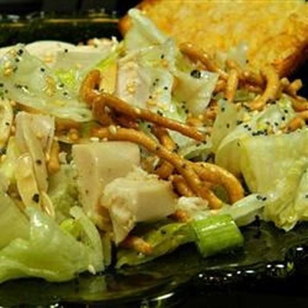 Receita de Salada de Galho