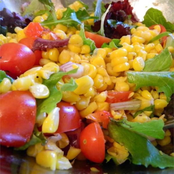 Receita de Salada de Tomate Assado e De Rélia