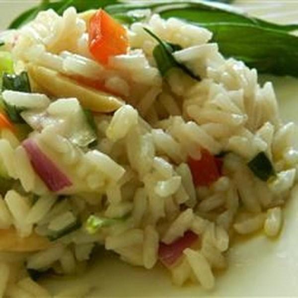 Receita de Salada de Arroz de Louisville