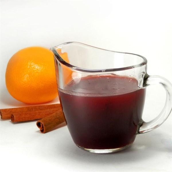 Receita de Esmalte de Cranberry de Laranja Fácil