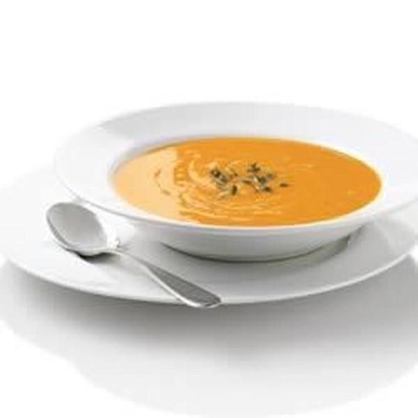 Sopa de Batata Doce da Receita De Batatas Simples(R)