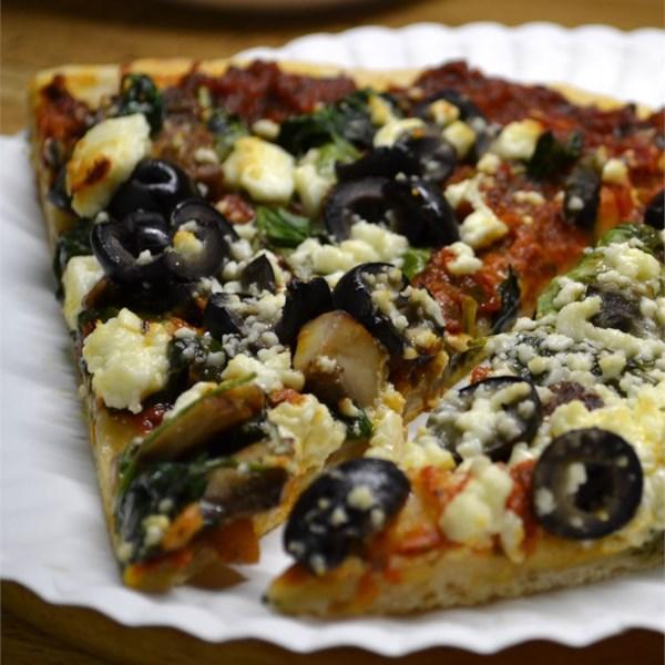 Pizza Sem a Receita de Molho Vermelho