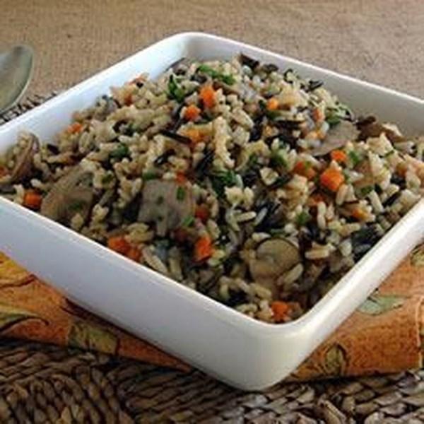 Receita de Pilaf multi grãos