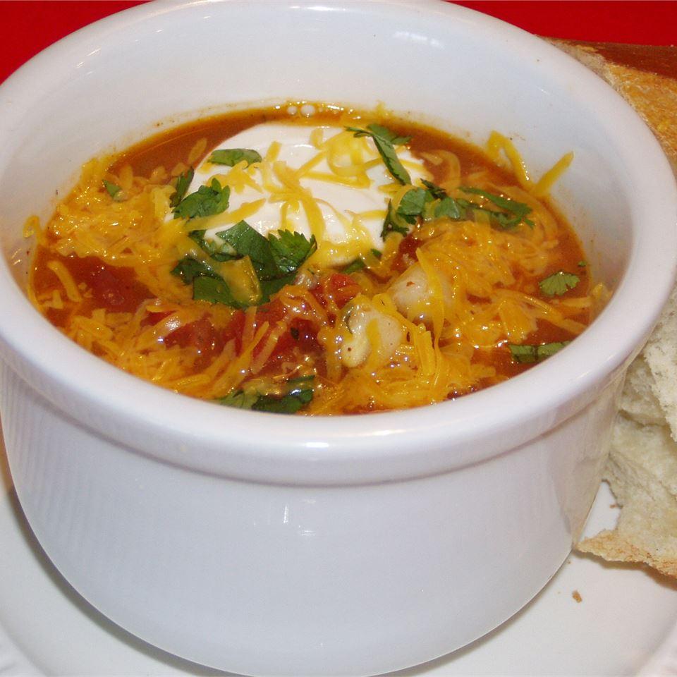 Receita de Taco Soup II