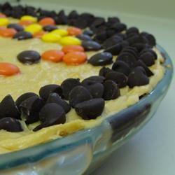 Receita de Torta de Manteiga de Amendoim de Beijo de Chocolate