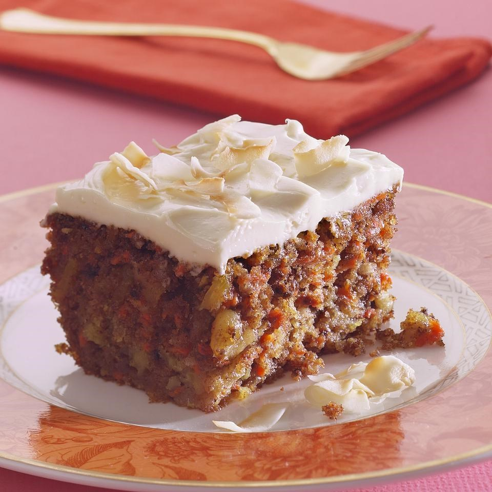 Carrot Cake Recipe Eatingwell