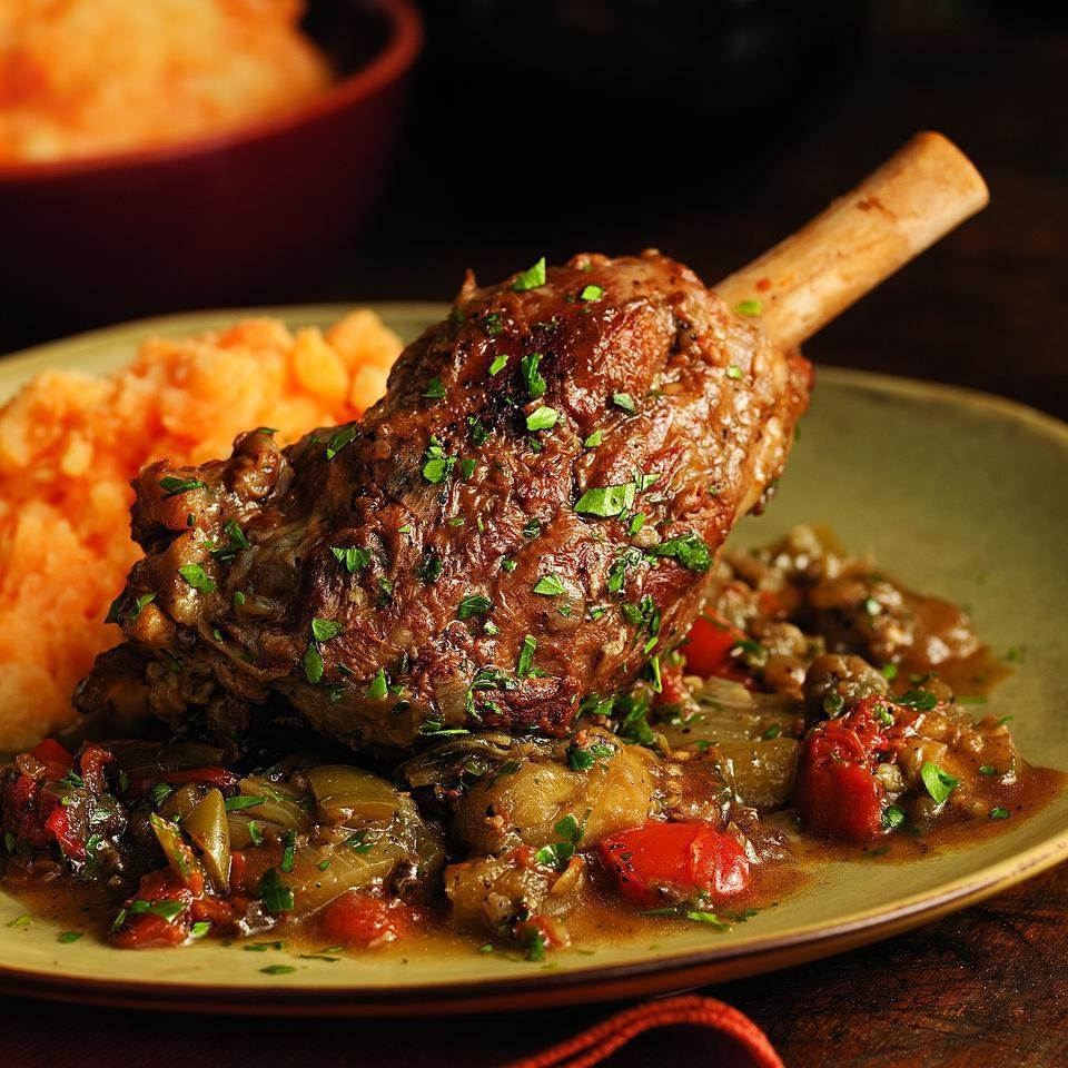 Cooked Shank Recipe Lamb Slow