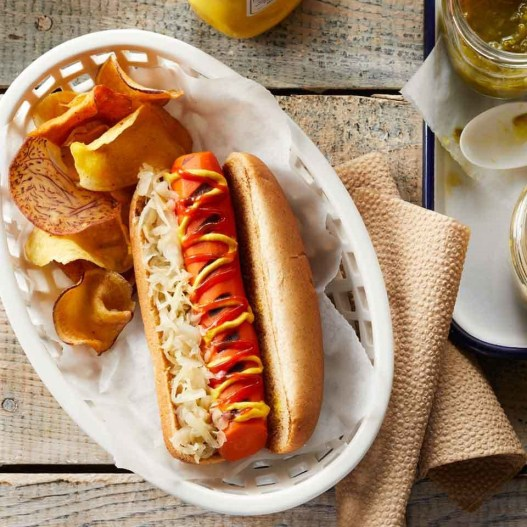 Image result for bbq carrot dogs