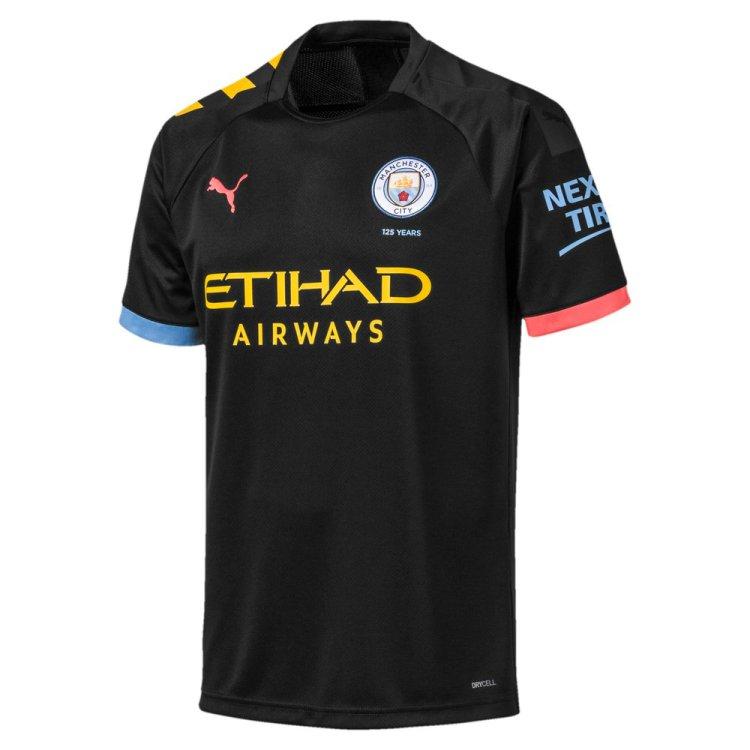 Puma Manchester City Away 2019-20 Stadium Jersey ...
