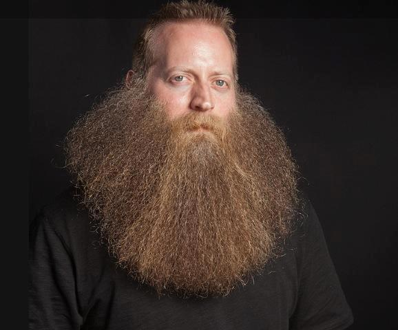 NJ Mans 17 Inch Beard Wins World Beard Championship
