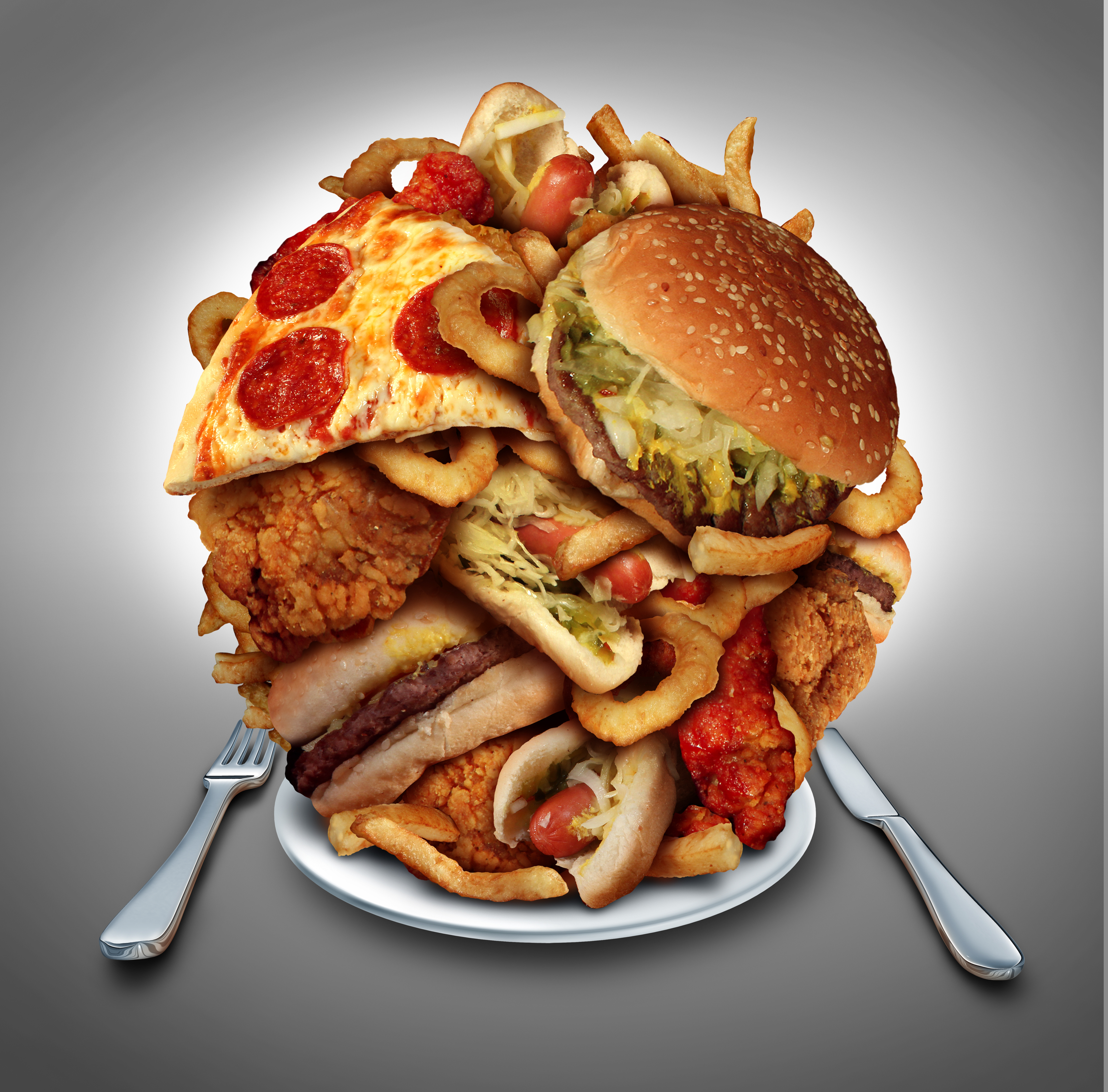 Calorie Count Reaches New Highs With Fattest Fast Food