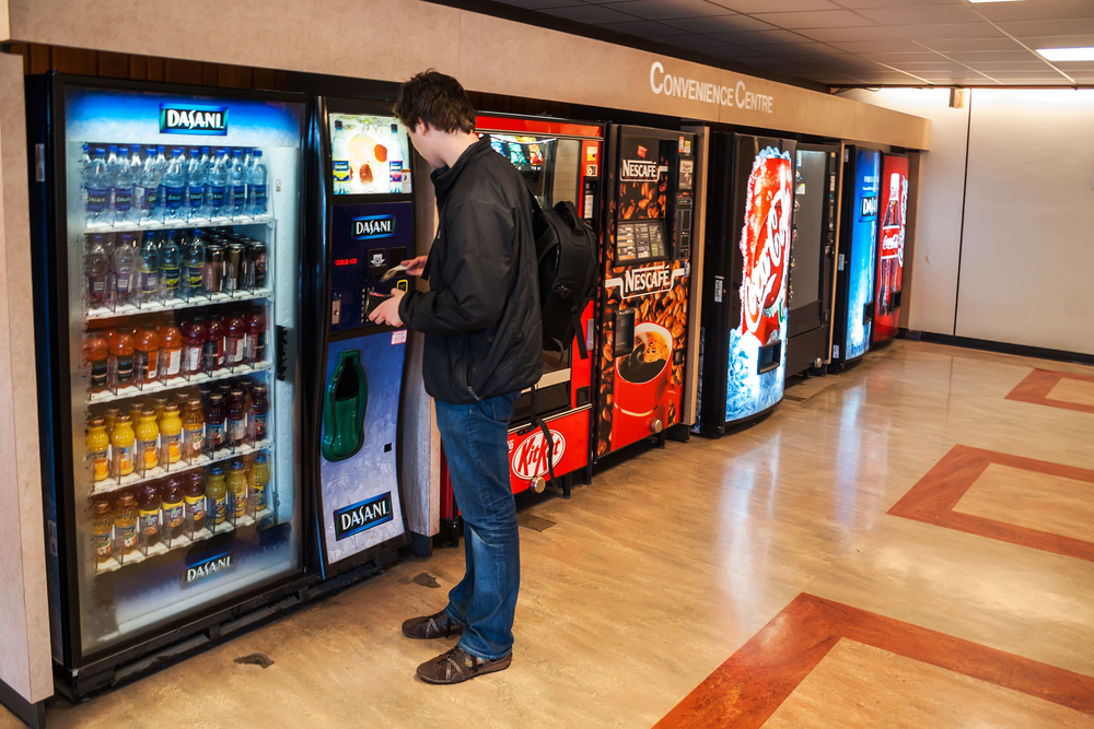 Vending Machine Bans In Schools Encourage Kids To Find