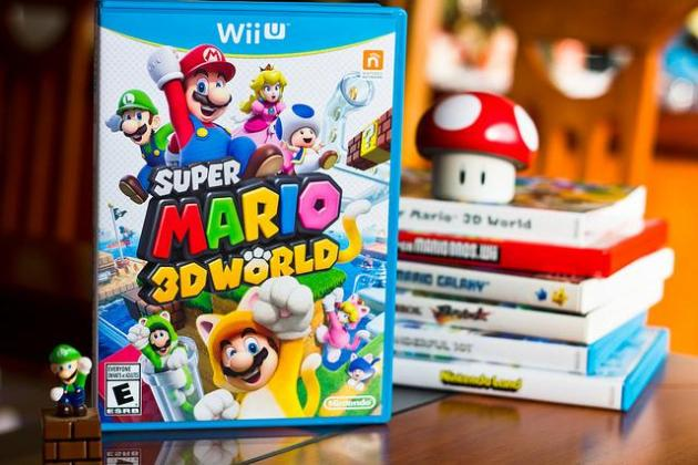 Playing 3D Video Games Like  Super Mario  Is Better For Memory Than     Super Mario 3D World