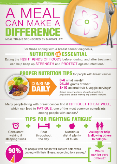 Magnolia meal Train infographic #1