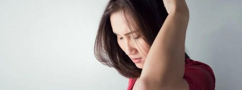 Mild psoriasis on scalp