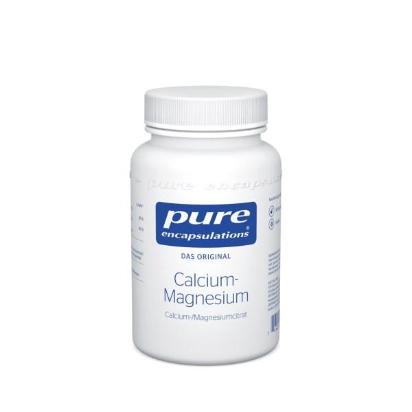 Erfahrungen zu PURE ENCAPSULATIONS Calcium Magnesium ...