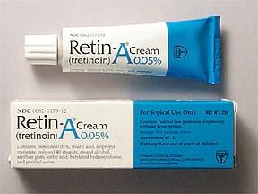 RETIN-A 0.05% CREAM