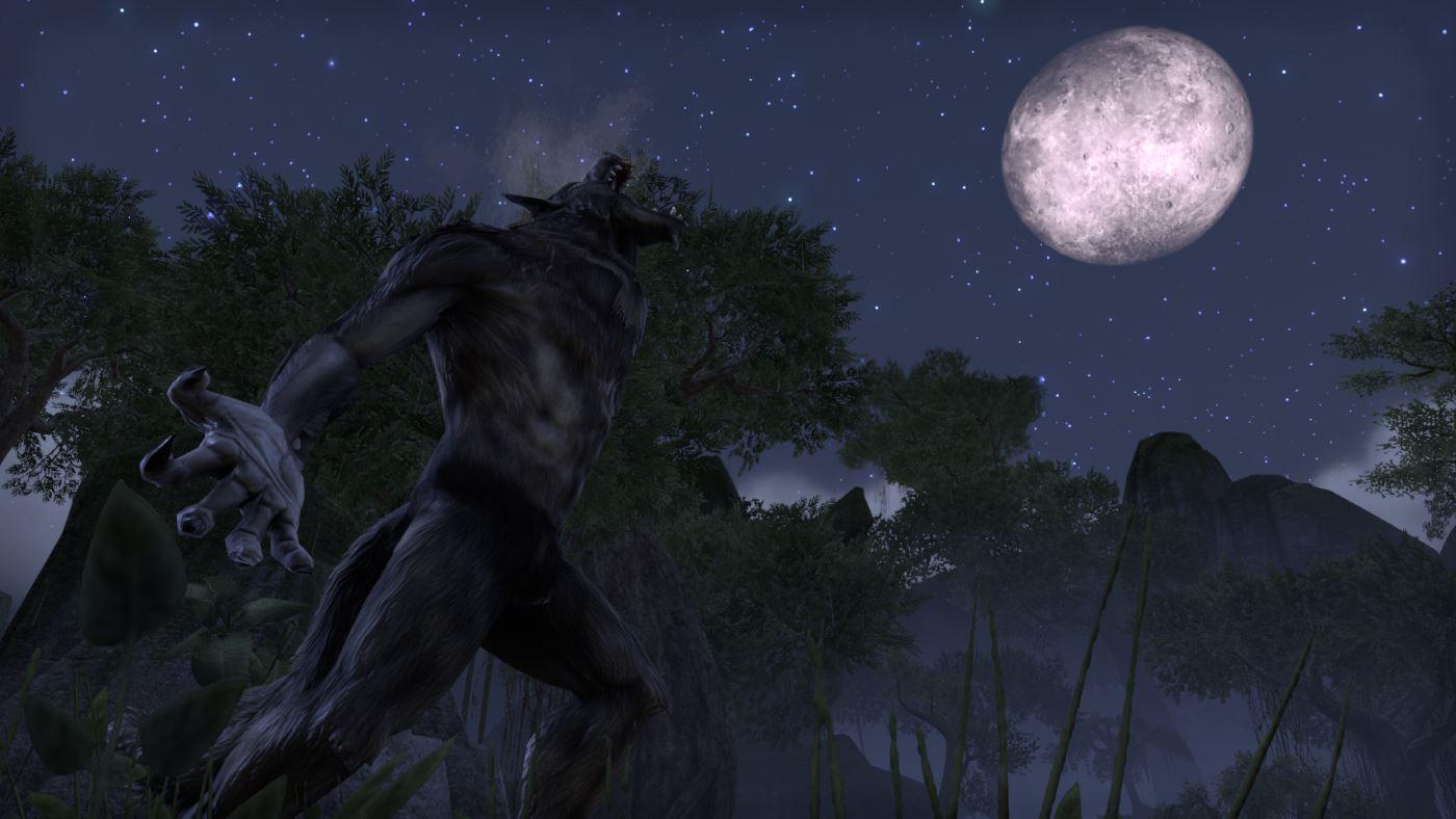 The Elder Scrolls Online Werwolf Werden Werwolf Leveln