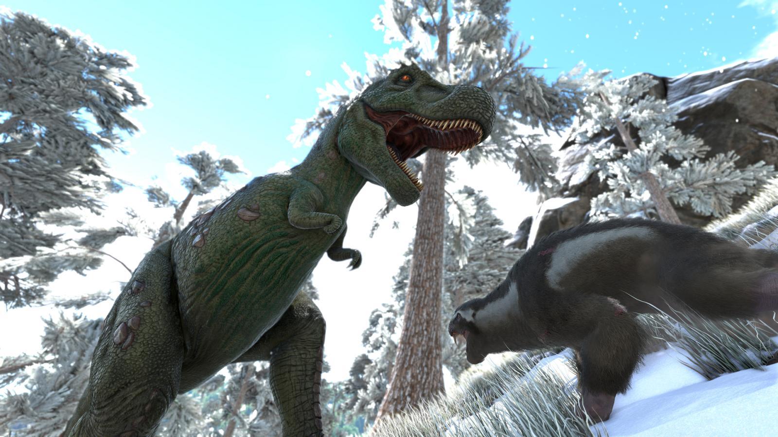 Ark Patch V258 Bringt Neue Dinos Und Optimierungen