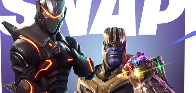 "Fortnite: Neuer Modus ""Infinity Handschuh"" - Mashup bringt ... - 801 x 382 jpeg 52kB"