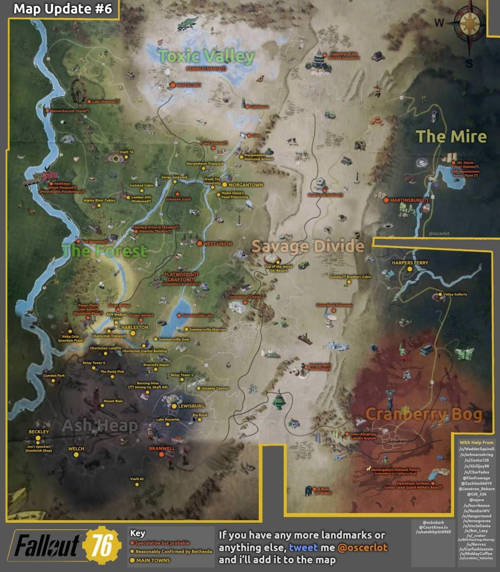 Fallout 76 Fans Sammeln Jeden Hinweis Bauen In