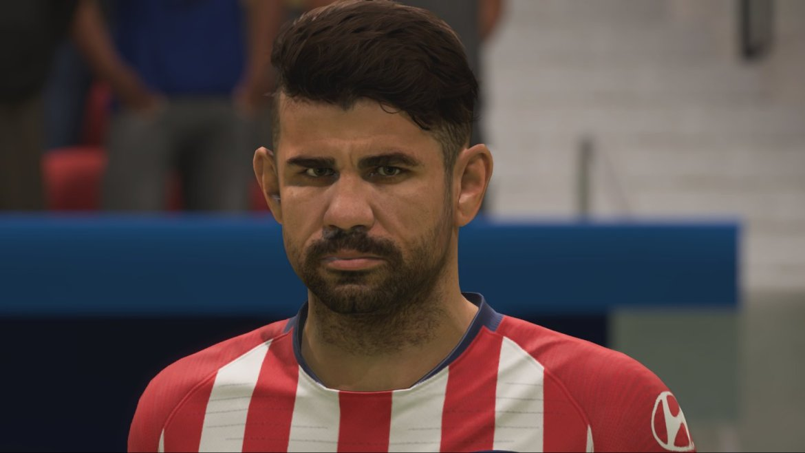 fifa 19 diego costs new face