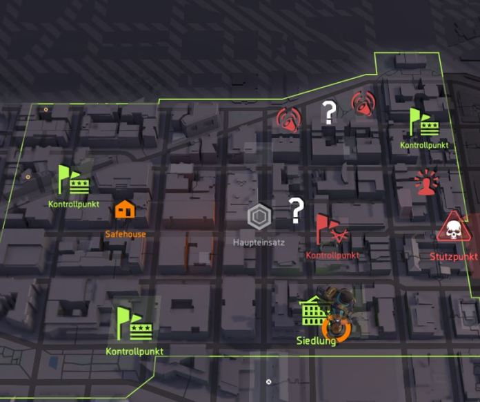 Division 2 map point