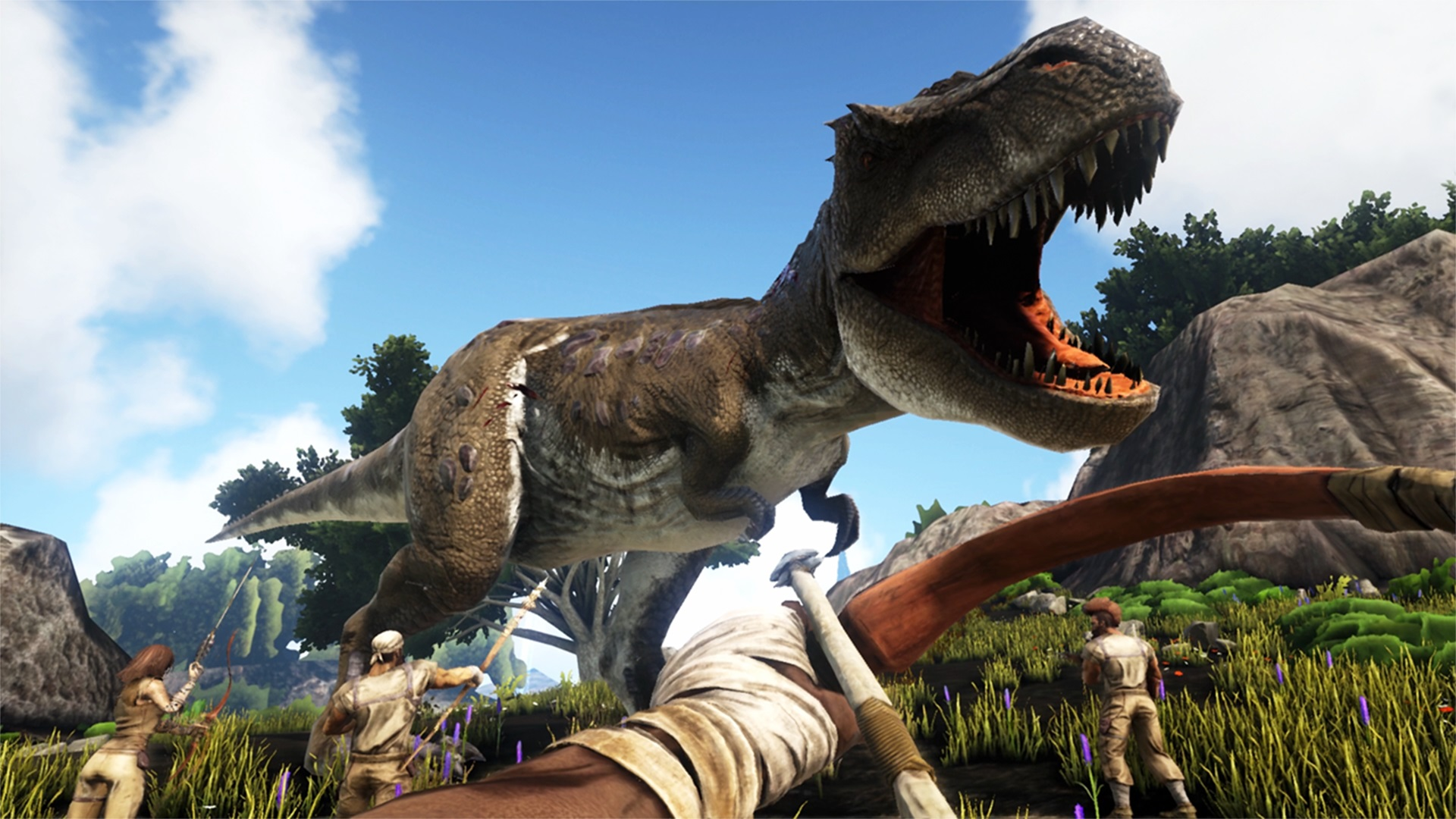 Our editors independently research, test, and recommend the best products; Darum ist es jetzt ideal in ARK: Survival Evolved einzusteigen