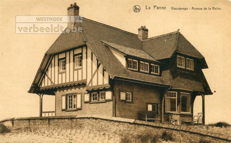 De Panne: villa Duinrust biedt zijn bewoners een panoramisch zicht van 360°