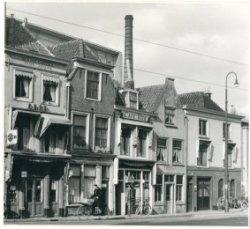 Scheveningseveer 11-1, te slopen huizen; vervaardiger: Becht, H.; 3 -1960
