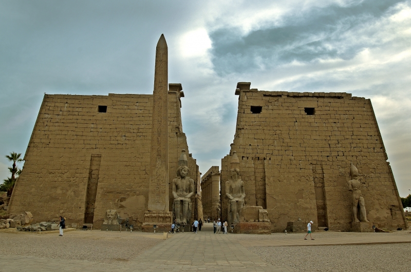 Egyptian Temple Largest World