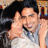 Shweta Salve and Hermit Singh Cute Sexy Still