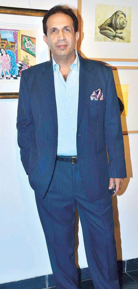 Parvez Damania at Tao Art Gallery Group Show
