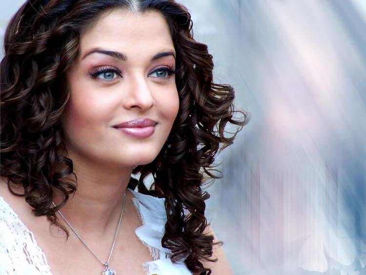 Aishwarya Rai In Curly Hair Beauty Awesome Still
