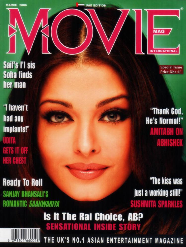 Aishwarya Rai Magazine Pic