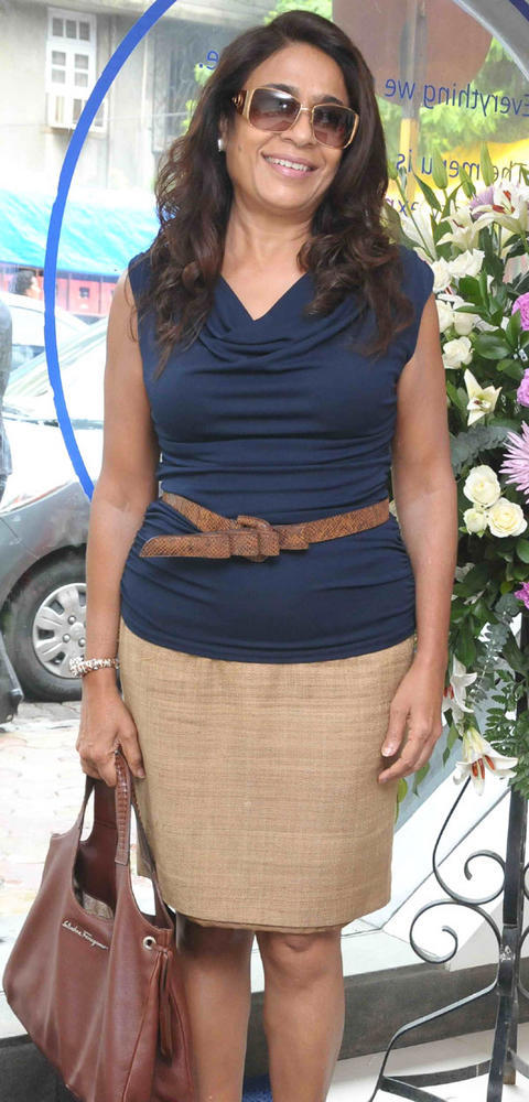 Rashmi Uday Singh Stylist Pose Photo Shoot