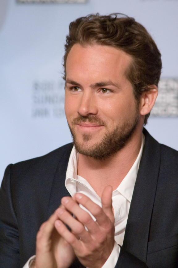 Ryan Reynolds Beauty Still