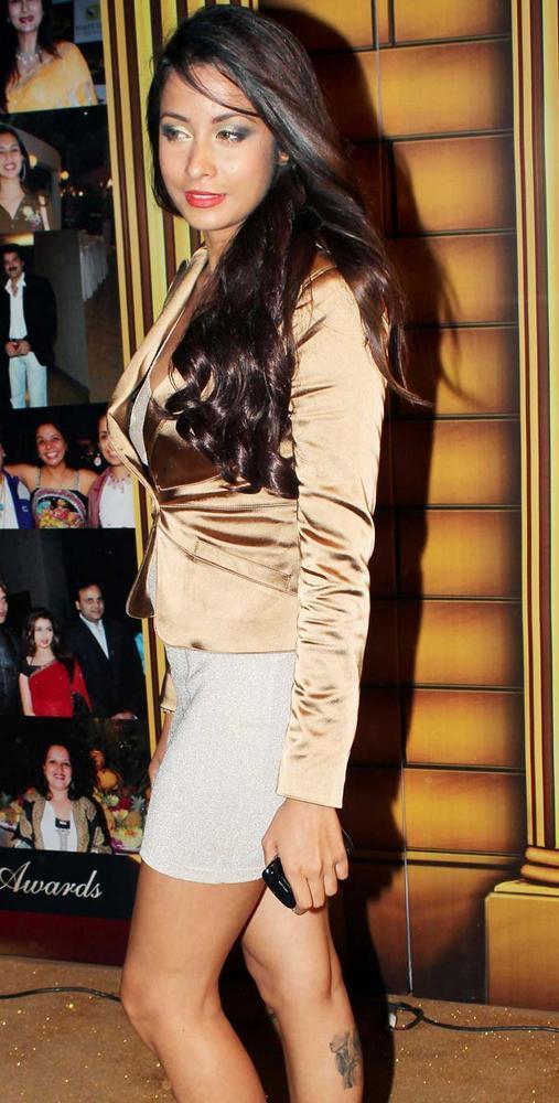 Madhura Naik At The 5th Boroplus Gold Awards
