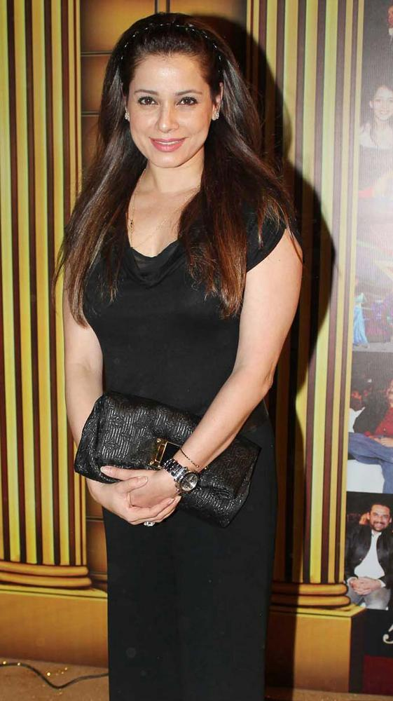 Neelam Kothari At The 5th Boroplus Gold Awards