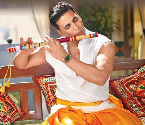 Akshay Kumar Plays God in His Movie OMG Oh My God