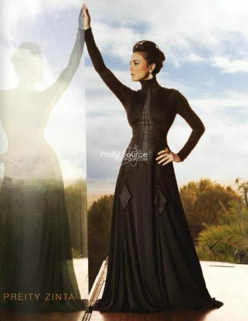 Preity did Her First Look Test With Renowned International Ashutosh Gupta