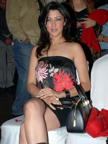 Indian Model Aditi Gowitrikar Latest Pic At An Event