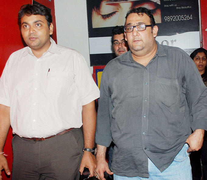 Other Celebs Spotted At Screening Of Raaz 3