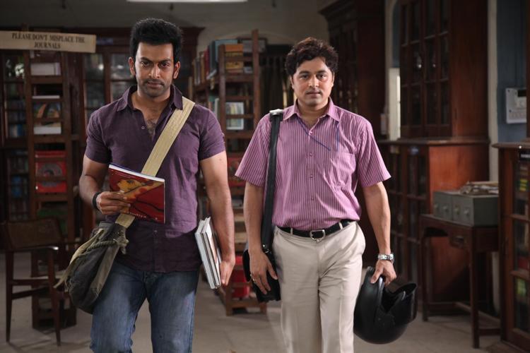 Prithviraj Latest Still In Aiyyaa Movie