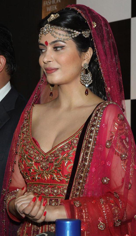 Ankita Shorey During Ambey Valley Bridal Fashion Week