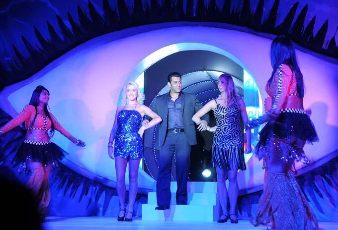 Salman Khan Unveils Bigg Boss Season 6