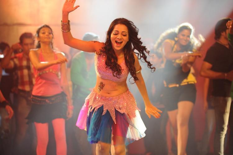 Reshma Sexy Dance Pic In Jai Shree Ram Telugu Movie